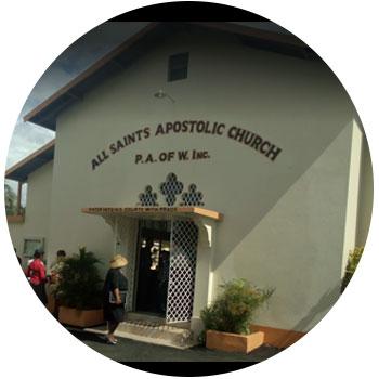 All Saints Apostolic Church